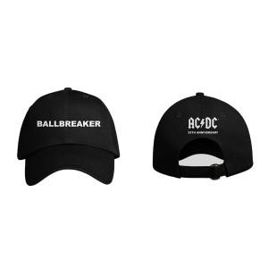AC/DC Ballbreaker 25th Anniversary Black Hat
