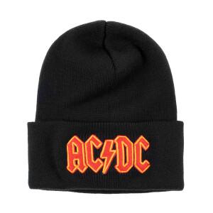 AC/DC Neon Logo Cuffed Beanie