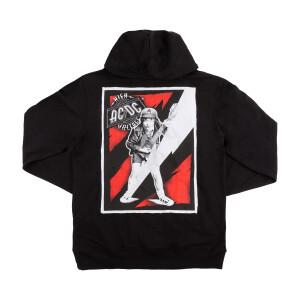AC/DC Black Hoodie High Voltage