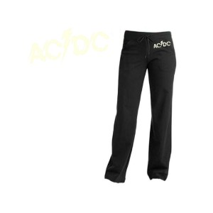 AC/DC Powerage Logo Yoga Pants