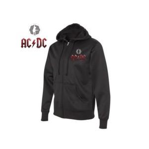 Black Ice Angus Crested Logo Hoodie