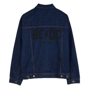 Est. 1973 Personalized Jean Jacket