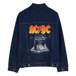 Hells Bells Personalized Jean Jacket