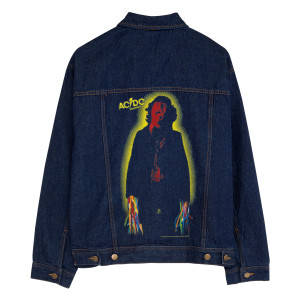 Powerage Personalized Jean Jacket