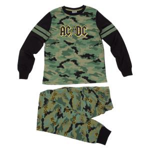 AC/DC Kid's Camo Pajama Set