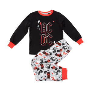 AC/DC For Those ABout To Rock Kids Pajama Set