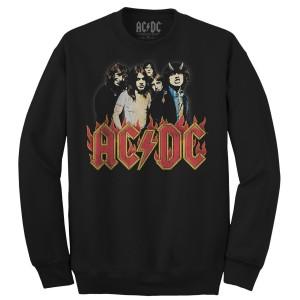 AC/DC Burn Unisex Sweatshirt