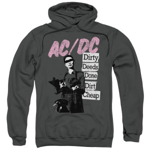 AC/DC - Dirty Deeds Logo