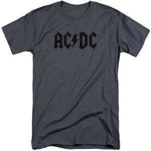 AC/DC - Worn Logo