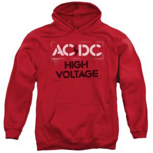 High Voltage Stencil Logo