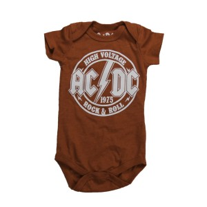 High Voltage Dip Print Onesie
