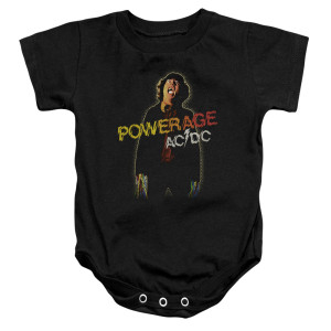 Powerage Infant Snapsuit