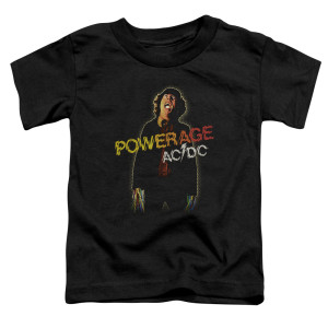 Powerage Toddler Tee