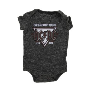 For Those About To Rock (& Rattle) Onesie