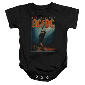 Let There Be Rock Infant Snapsuit