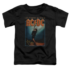 Let There Be Rock Toddler Tee