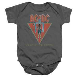 Flick Of The Switch Infant Snapsuit