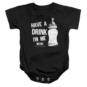 Drink On Me Infant Snapsuit