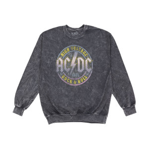 AC/DC High Voltage Ladies Pullover