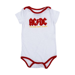 AC/DC For Those About to Rock Onesie