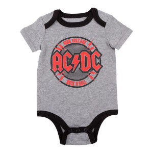 AC/DC High Voltage Rock & Roll Onesie