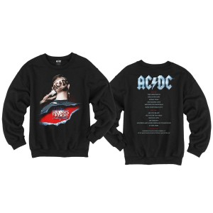 AC/DC Razors Edge 30th Anniversary Crewneck Sweatshirt