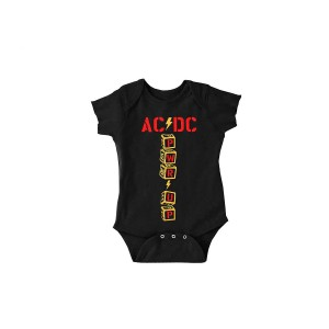 PWR/UP Vertical Blocks Onesie