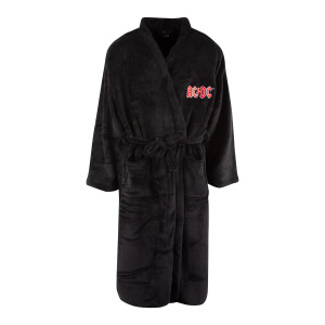 AC/DC Highway to Hell Bathrobe