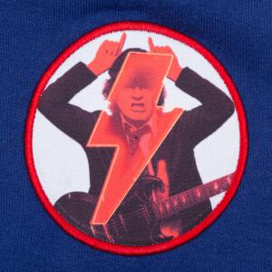 AC/DC Logo Blue Sweatshirt