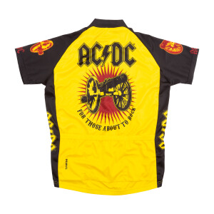 AC/DC For Those About To Rock Cycling Jersey