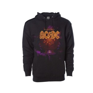 AC/DC Witch's Spell Crystal Ball Hoodie