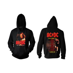 AC/DC Live at Donington Pullover Hoodie