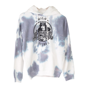 AC/DC High Voltage Tie Dye Sweatshirt