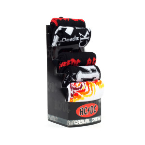 ACDC Sock 5 Pack