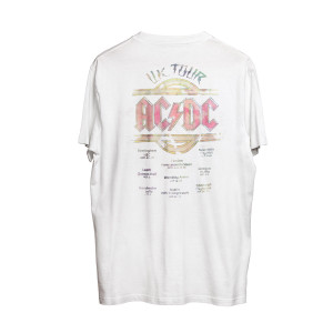 AC/DC Great Britain We Salute You T-shirt