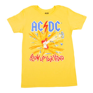 AC/DC Blow Up Your Video Tee