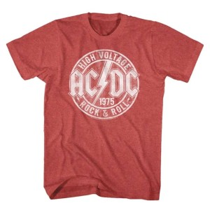 AC/DC Rock & Roll T-shirt