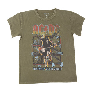 ACDC Blow Up Your Video Tee