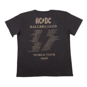 AC/DC Ballbreaker Women's Grey T-shirt