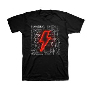 Bolt n' Wires Black T-Shirt