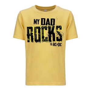 Dad Rocks Youth Tee