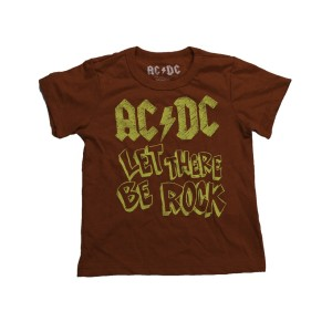 Kids Let There Be Rock Graffiti T-Shirt