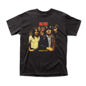 AC/DC LP Cover T-Shirt
