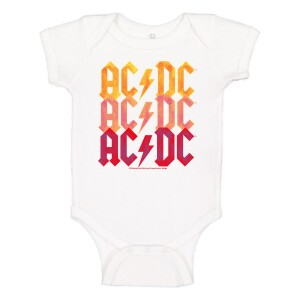 AC/DC Burning Sun Design