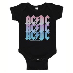 AC/DC Cool Blue Design