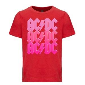 AC/DC Pink Pastel Design