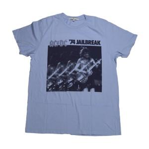 Jailbreak In Blue T-Shirt