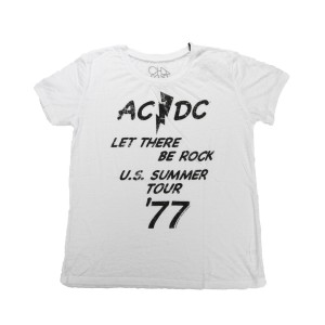 Women's Let There Be Rock '77 Summer Tour T-Shirt