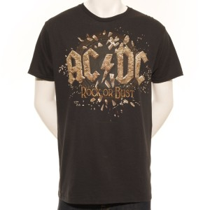Rock Or Bust Across North America T-Shirt