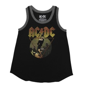 Angus Piped Tank Top